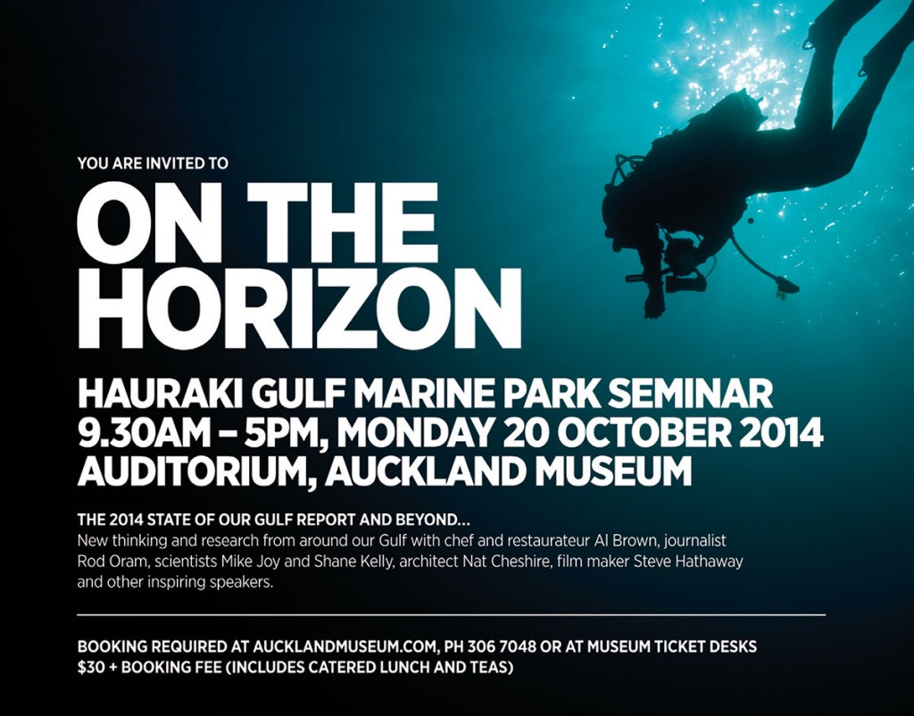 On the horizon seminar 2014