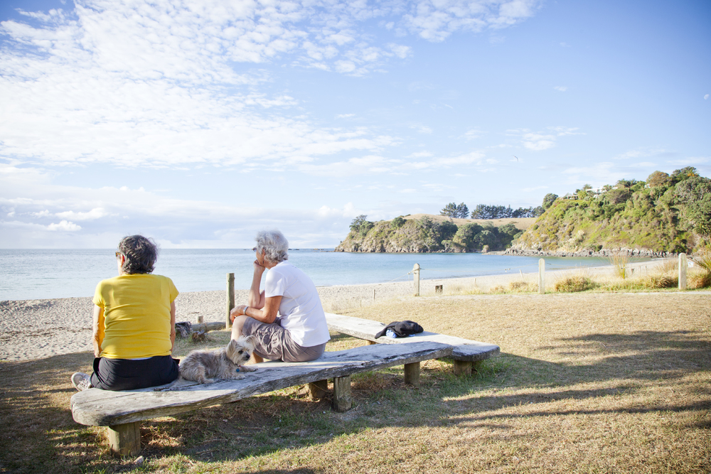 Waiheke supports marine protection.