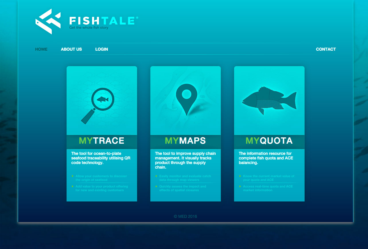 Fishtale Screenshot