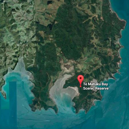 Te Matuku Bay Scenic Reserve