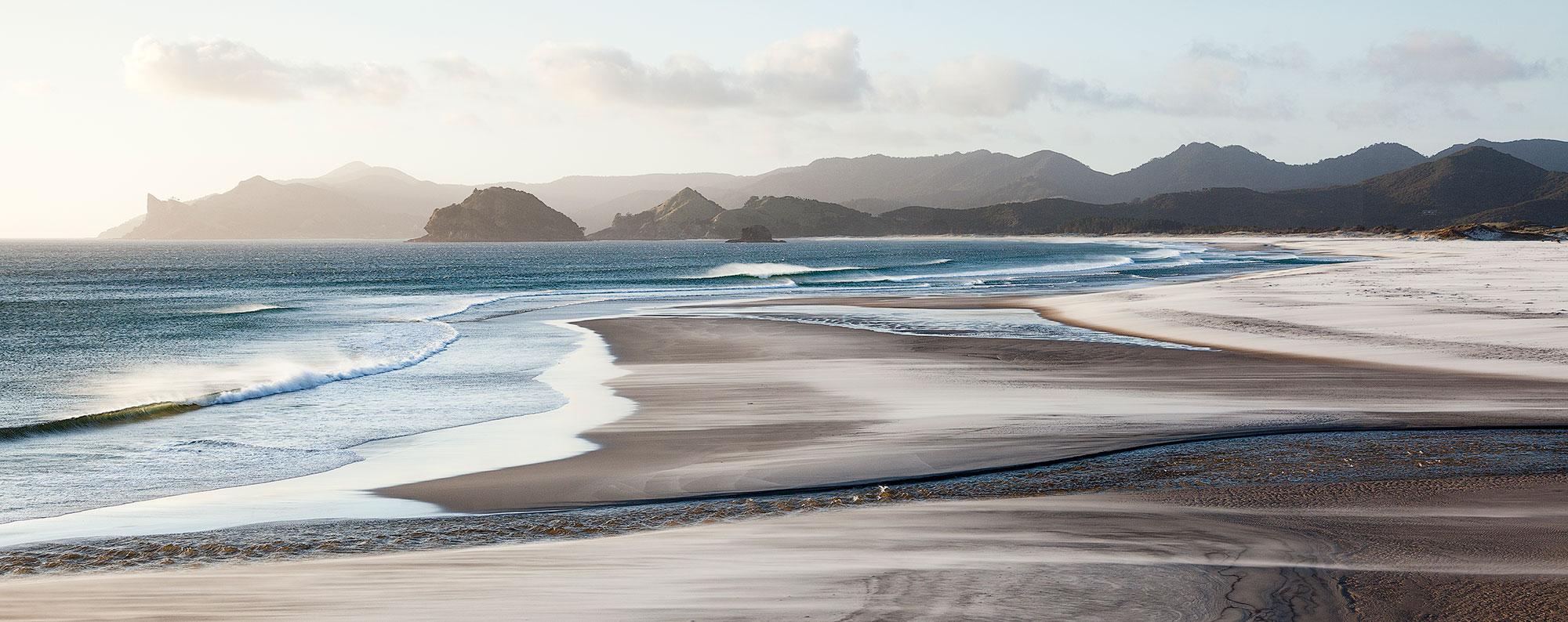 Aotea by Chris Morton