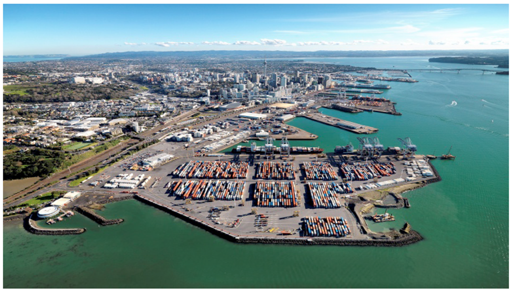 New process to determine port future