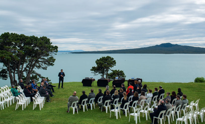 Rangitoto among motu vested back by iwi.