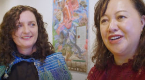 Nicola MacDonald (Co-Chair) Tangata Whenua and Pippa Coom (Co-Chair) Auckland Council