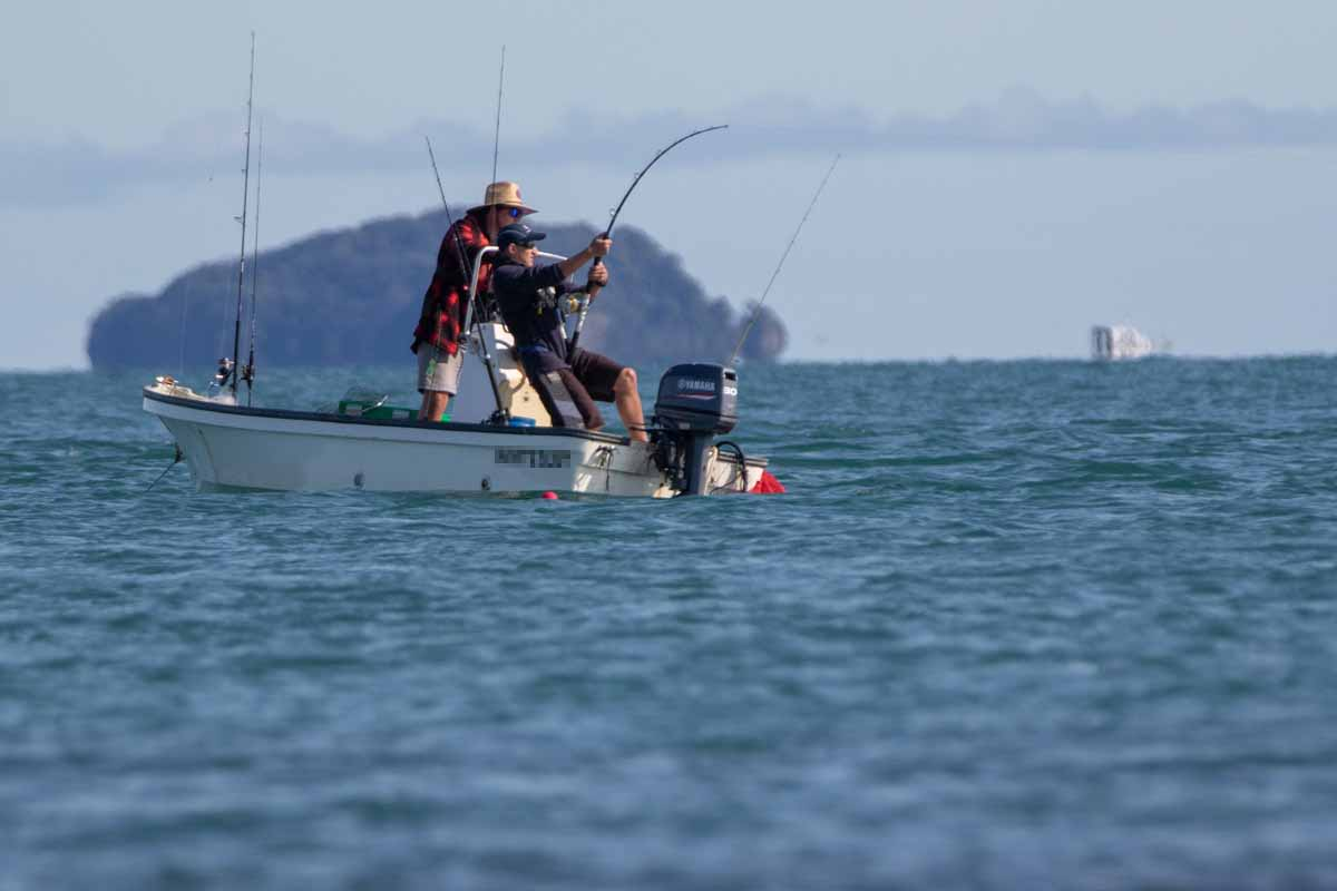 Recreational Fishers in the Gulf